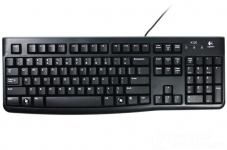 Клавиатура Logitech K120/USB/Black