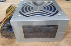 Захранване Delux 550W 120mm