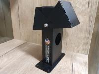 Стойка за два монитора 25 см. метална