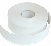 38*70 бял термодиректен картон 900 етикета