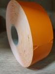 38*70 оранжев термодиректен картон 900 етикета......
