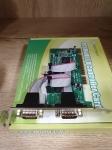 PCI RS232 контролер - разширител за ком порт - 2 Ports......