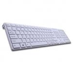 БЯЛА клавиатура K1000