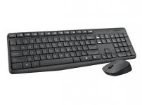 Безжична клавиатура Logitech MK235 WL
