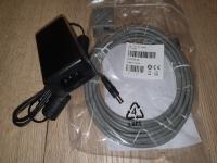 Комплект кабел и адаптер за баркод скенер за вграждане Datalogic Magella...