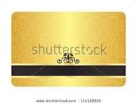 Златна магнитна карта LoCo